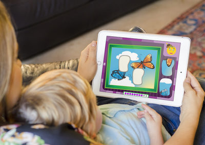 Digital therapy for kids w/ASD